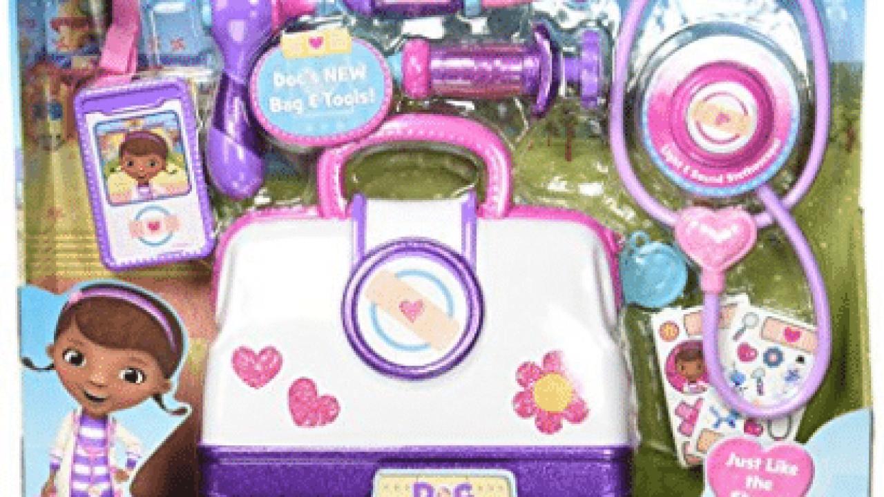 Kit Disney Kit Juguetes Doctora Doctora Juguetes 80wOPnk